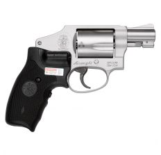 "Smith & Wesson Revolver 642 1.875"" 38 Special +P with Crimson Trace Laser Grip Aluminum Frame"