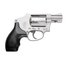 "SMITH & WESSON S&W 642 PRO SERIES 1.8"" 38 STAINLESS/ALLOY MOON CLIP 5RD REVOLVER"
