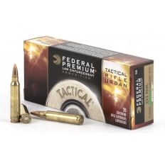 Federal Premium Law Enforcement .223 Remington 55gr Sierra Gameking Boattail Hollow Point 20rd Box