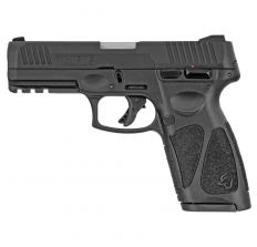 "Taurus G3 Semi-auto Full Size Pistol, 9MM with 4"" Barrel, Polymer Frame, Black Slide, Fixed Front Sight With Drift Adjustable Rear Sight & 15Rd +17rd Mag"