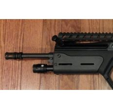 Gear Head Works TMF Scout Black Handguard Replacement for IWI Tavor Rifle