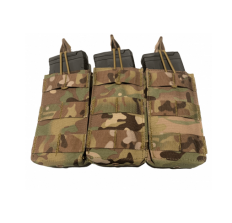 Guard Dog Tactical Triple/Double Magazine Pouch - Multicam
