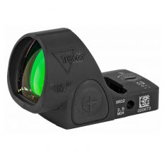 Trijicon SRO (Specialized Reflex Optic) 2.5 MOA, Adjustable LED, Matte Black Finish