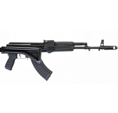 Arsenal SAM7SF 7.62x39mm Black Milled Receiver AK47 with Enhanced Fire Control Group 10rd