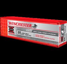 Winchester Super X .22 LR 100/bx - Winchester Super Speed .22 LR 40gr LRN 100
