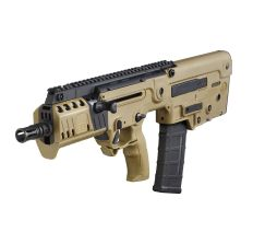 "IWI TAVOR X95 Bullpup SBR Flattop FDE 5.56NATO 13"" Barrel 30rd ***SHORT BARRELED RIFLE ALL NFA RULES APPLY***"
