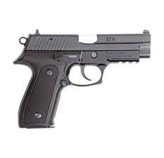 "Zastava EZ9 9mm Pistol Black 4.25"" Barrel 15rd"