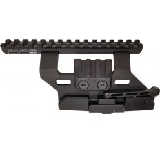 Zastava Arms M70 Side Scope Mount Fits ZPAPM70 and Serbian/Yugo AK Side Rails Made by UTG